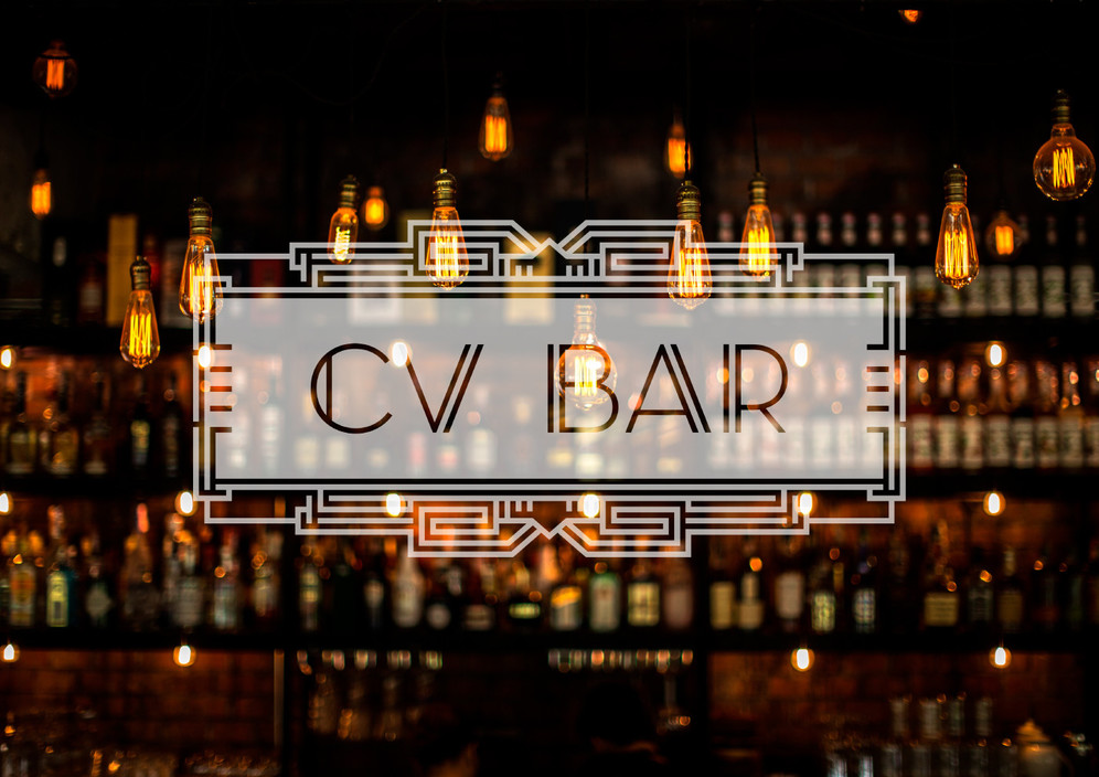 #CV BAR #Логотип #Lithuanian_bar #SpeakEasyBar
