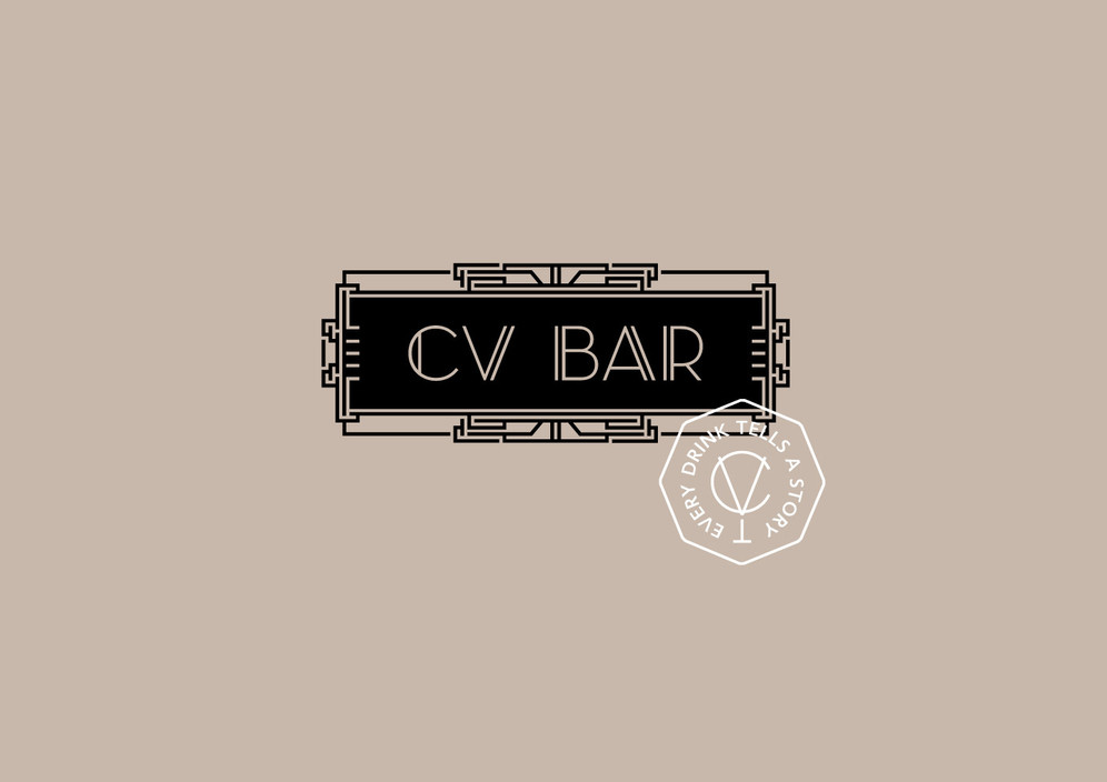 #CV-BAR #logodesign #bar_logo #SpeakEasyBar #lietuvos_barai