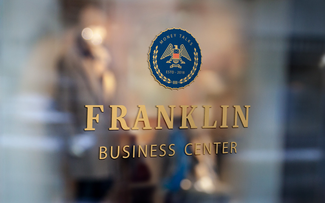 Franklin Business Center #Logodesign